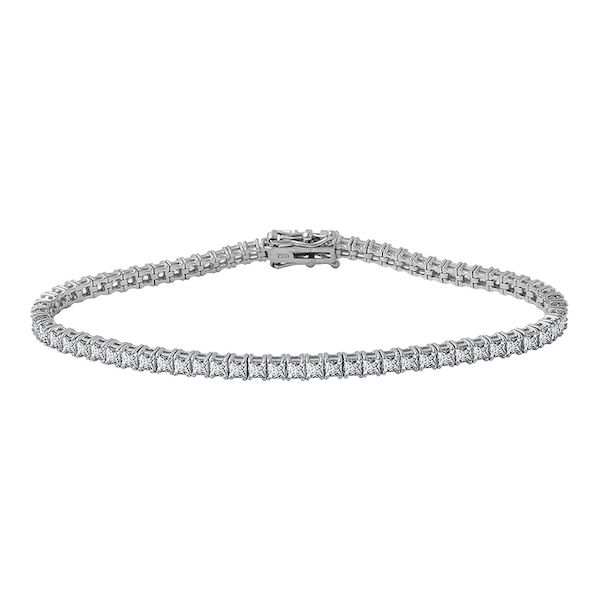 Tennis Bracelet 5.01 cttw.