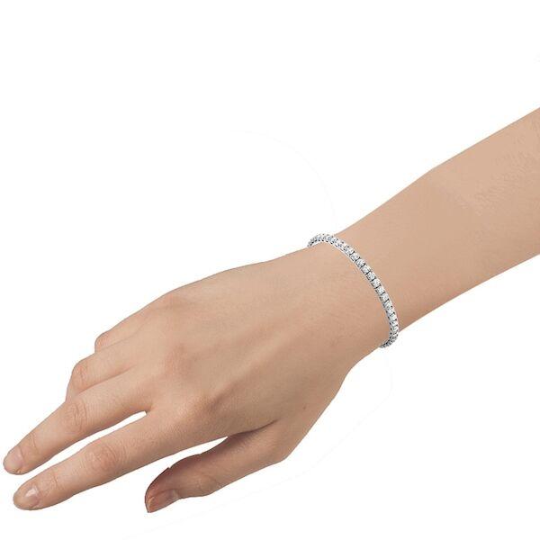 Tennis Bracelet 7.59 cttw.