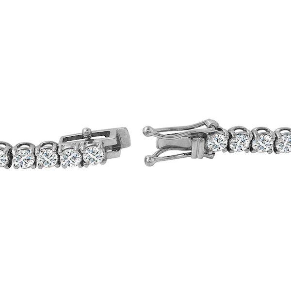 Tennis Bracelet 9.89 cttw.