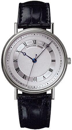 Classique Automatic Silver Dial Men's Watch