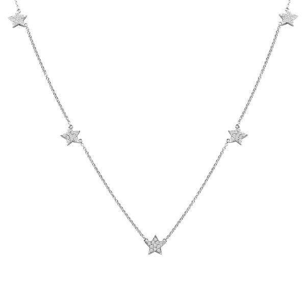 Diamond Star Choker