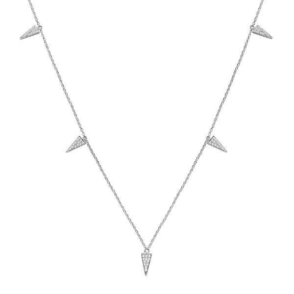 Diamond Spear Choker