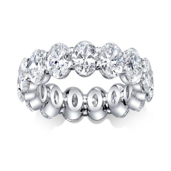 Eternity Ring 7.45 cttw.
